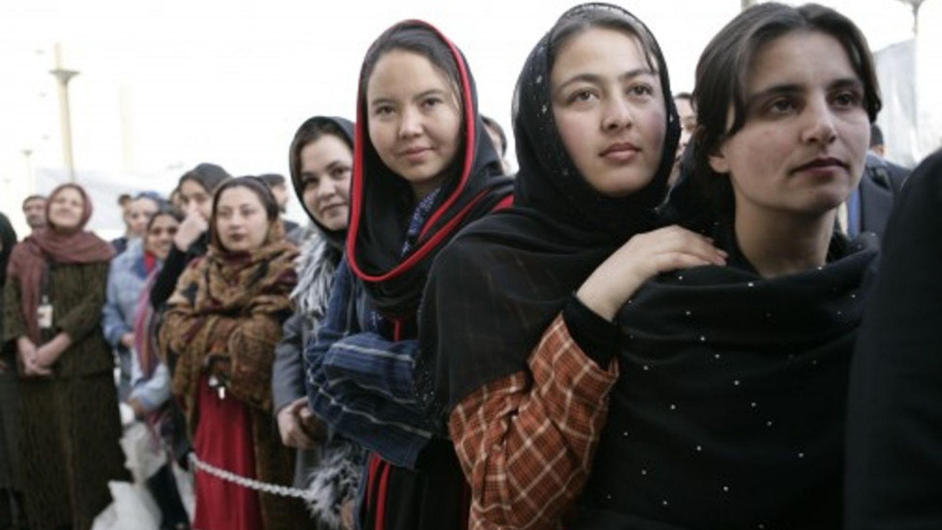 The male-centric society of Afghanistan